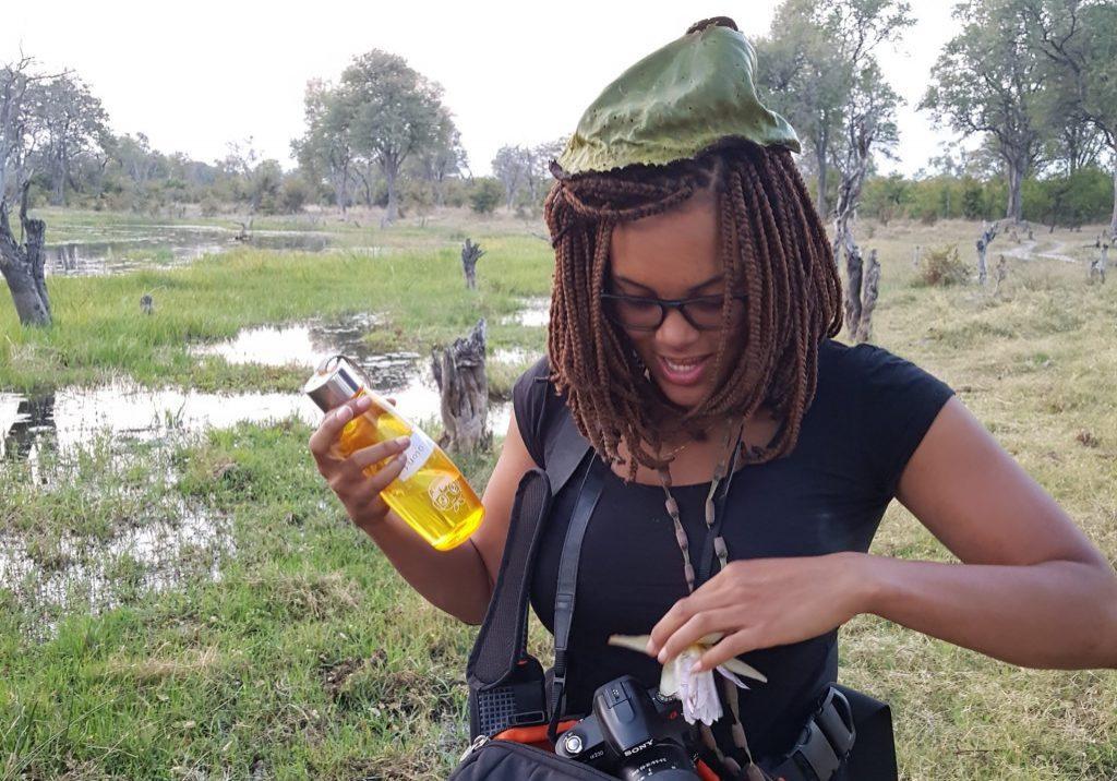 Mokoro experience in Okavango delta